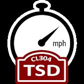 TSD Cadencer (mph)