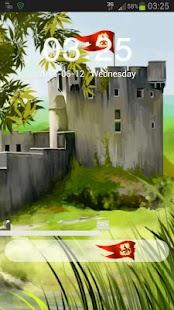 GO Locker Theme Castle- screenshot thumbnail