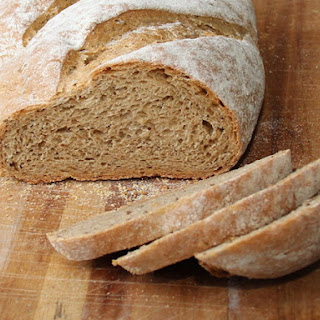 Rye Bread with Molasses and Caraway.