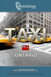 Taxi Ontario- screenshot thumbnail