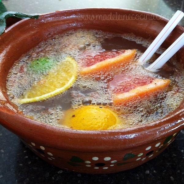 Mezcal in a Jar Recipe