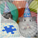 Chinchillas Jigsaw Puzzle logo
