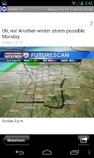 KMBC – Free News, Weather - screenshot thumbnail