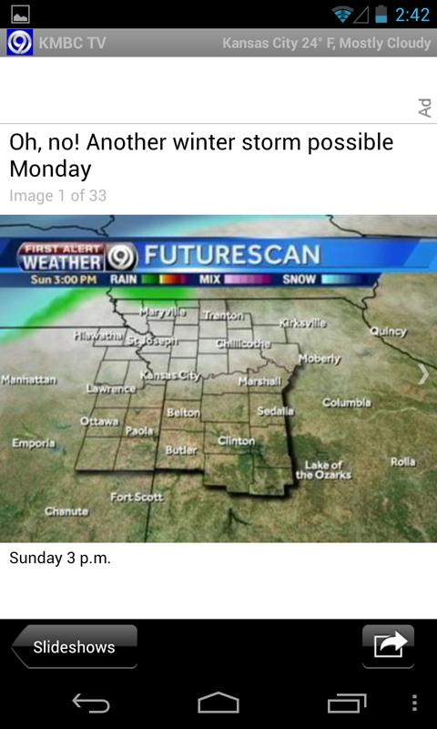 KMBC 9 News and Weather- screenshot