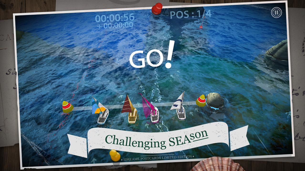 Sailboat Championship- screenshot
