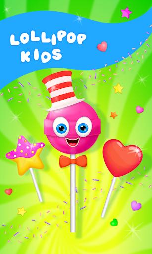 棒棒糖小孩——烹饪游戏