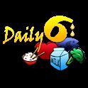 Daily 6 Pro logo