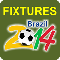 Football WorldCup 2014 Fixture icon