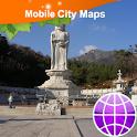 Daegu Street Map logo
