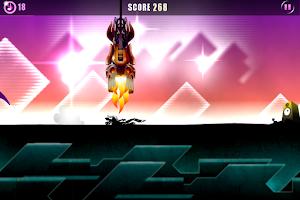 Screenshot of Song Rush