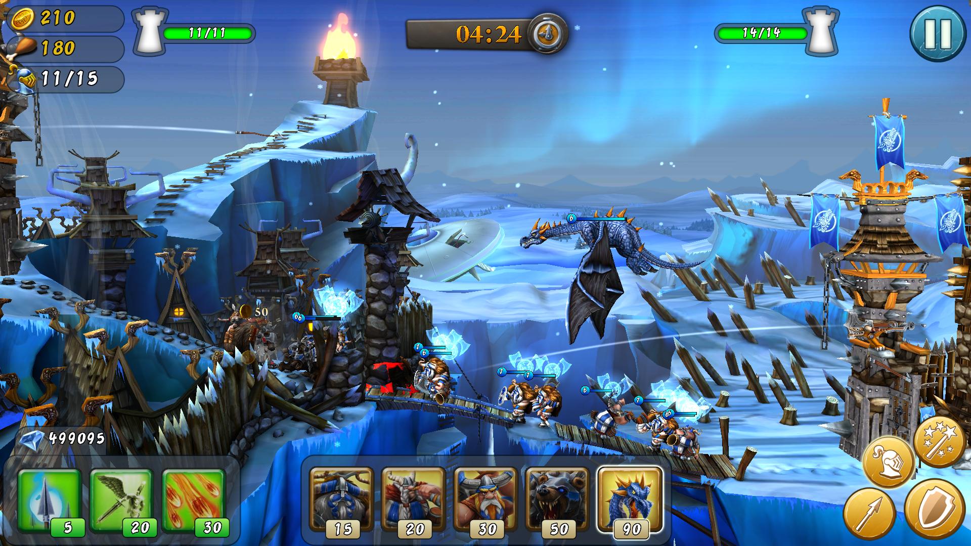 CastleStorm - Free to Siege screenshot #8