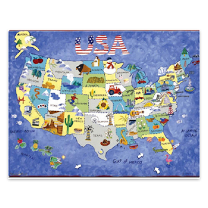 USA Travel Attractions Locator Android Apps On Google Play - Us map of attractions