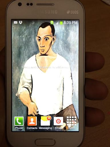 Picasso Art Live Wallpaper