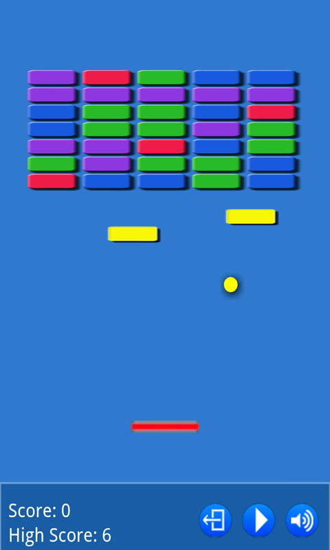 Brick Buster Pro- screenshot