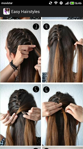 Download Easy Hairstyles(Step by Step) for PC