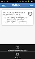 Screenshot of BuySmartQLD