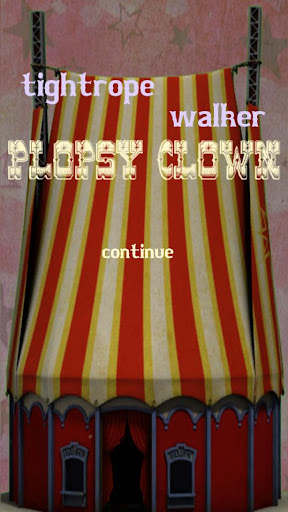 Plopsy Clown: Tightrope Walker