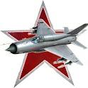 TOP MIG-21 Fighter icon