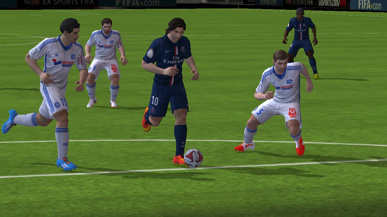 FIFA 15 Ultimate Team v1.2.0 APK Full indir