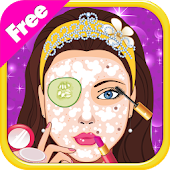 Princess Make-up & Makeover
