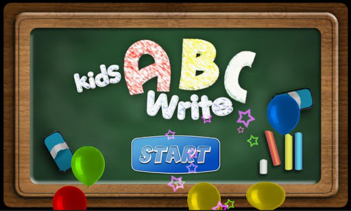 ABC write for kids