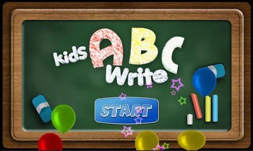 handwriting abc app