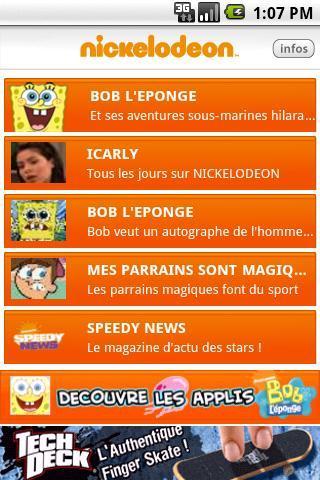 NICKELODEON - screenshot