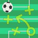 Soccer Tactics Board icon