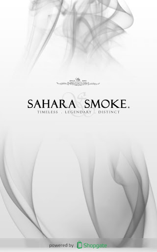 Sahara Smoke Co.