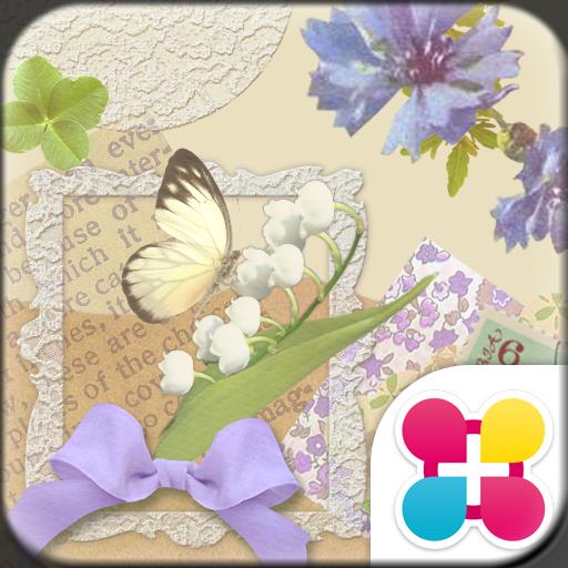 Cute Theme-Soft Collage- Icon