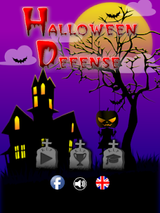 Halloween Defense- screenshot thumbnail