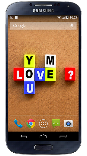 Lover's Live Wallpaper