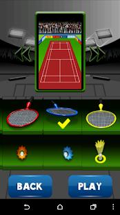 Badminton Champion- screenshot thumbnail