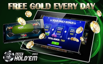 Live Hold'em Pro – Poker Games Screenshot 34