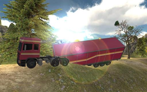 【免費模擬App】卡車橫衝直撞模擬器-APP點子