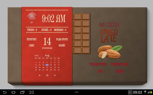 Chocolate Box Theme Note 10.1