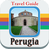 Perugia Offline Map Guide
