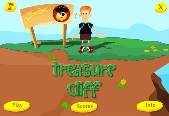 Treasure Cliff - screenshot