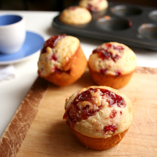 Very Berry Muffins.