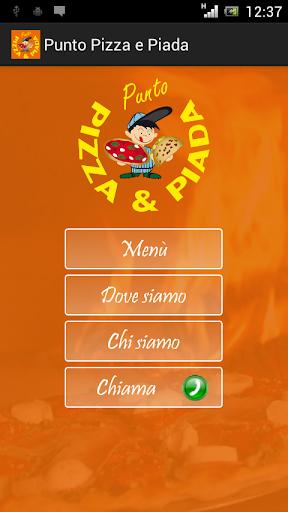Punto Pizza Piada