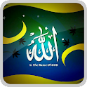 Allah live wallpaper 6 icon
