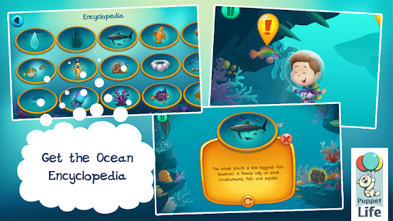 Explorium: Ocean For Kids- screenshot thumbnail
