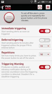 PerSOS Pro - screenshot thumbnail