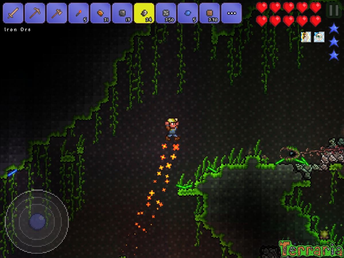 Terraria - screenshot