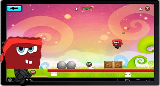 【免費動作App】Rush Sponge Patty Bob-APP點子