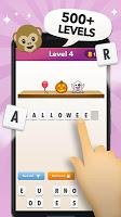 screenshot of Emoji Quiz