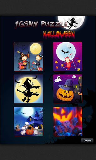 Jigsaw Puzzle:Halloween FREE