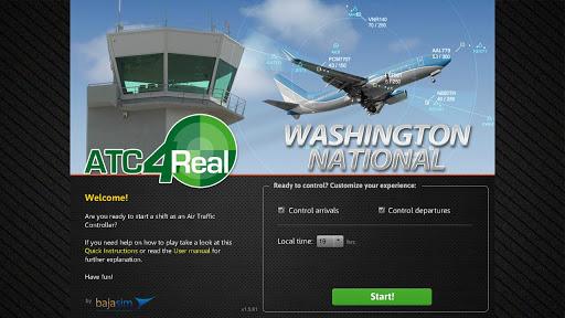 ATC4Real Washington National