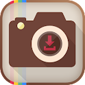 InstaKeep: Instagram Pic Salva icon