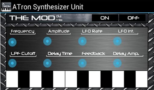 Atron Synthesizer Unit